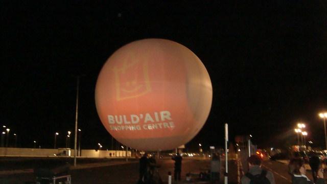 INAUGURAÇÃO SHOPPING CENTER BULDAIR EM AVIGNON